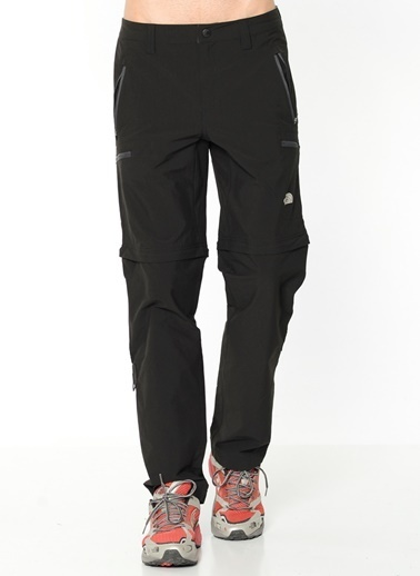 The North Face The North Face NF00CL9QJK31 M Exploration Convertible Pant Outdoor Pantolonu Siyah